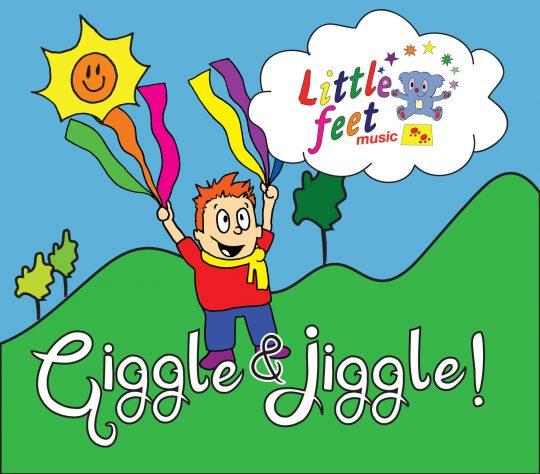 Giggle & Jiggle CD