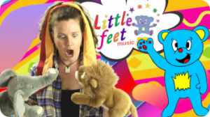 Little Feet Music on YouTube