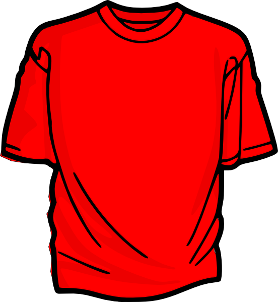 Red T Shirt