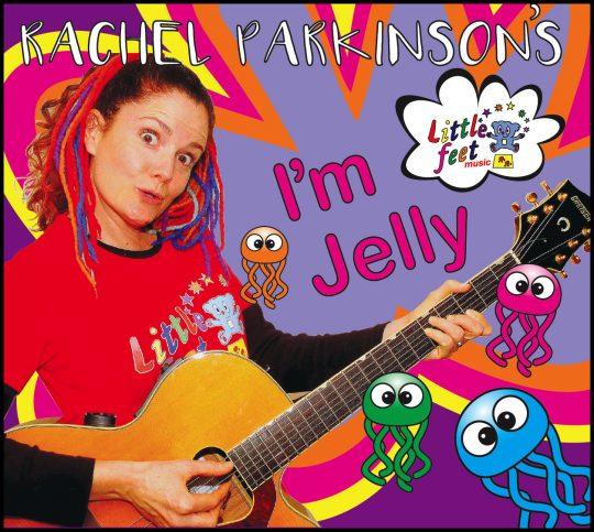 I'm Jelly CD