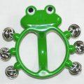 Bells - Bambina Green Frog, 6 bells
